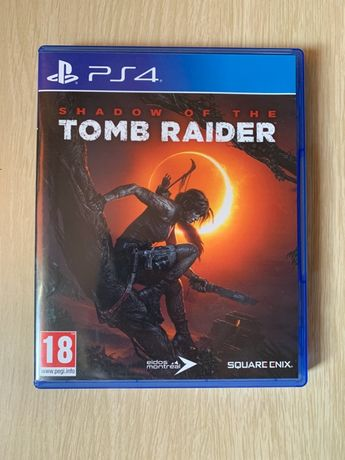 Shadow of Tomb Raider - Playstation 4
