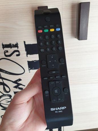Oryginalny Pilot SHARP RC3902 do Telewizora TV HYUNDAI i inne