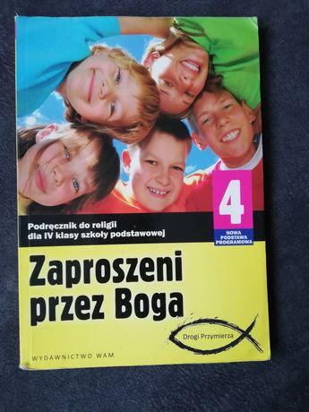 Podręcznik do religii dla klasy 4 szkoły podstawowej
