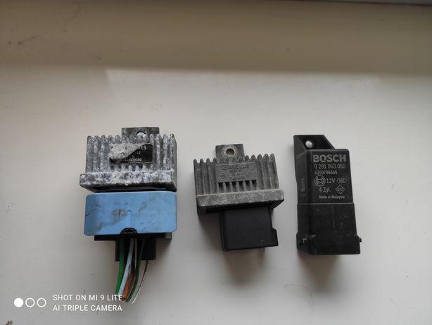Przekaźnik świec żarowych Vivaro Trafic 1.6 1.9 2.0 Diesel