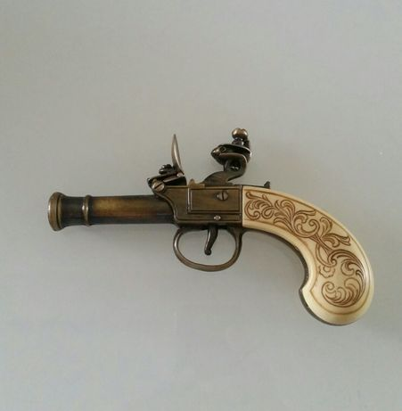 Pistola decorativa