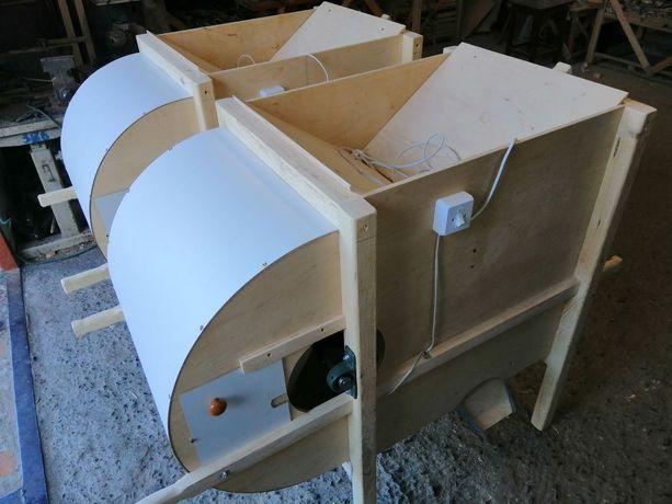 Веялка віялка сепаратор 220-380V.