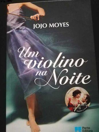 Livro: Um violino na noite
