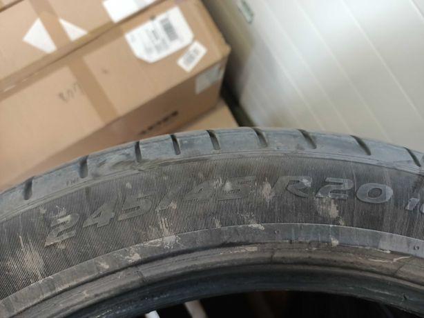 4x 245/45R20  Pirelli  Zero stan bdb