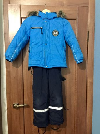 Зимний комплект 122, куртка, полукомбинезон Ленне/Lenne/Зима