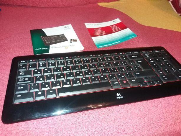 Клавиатура беспроводная Logitech K340