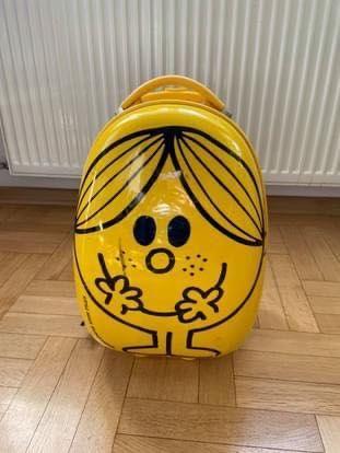 Mała czarodziejka little miss sunshine walizka