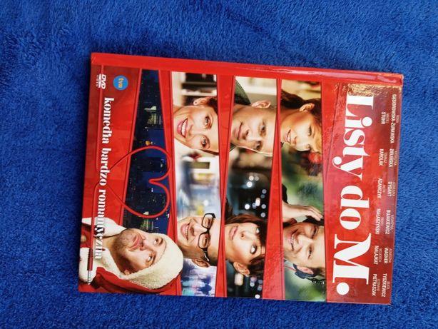 Listy do M. DVD z książeczką