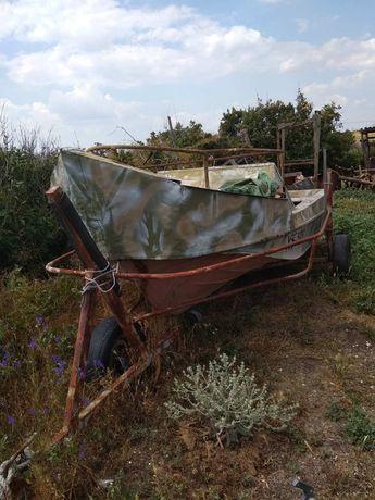 Лодка Казанка 5.