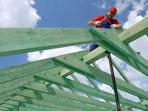Więźby Dachowe krokwy dachy wiezba dachowa wiezby dachawe małopolska
