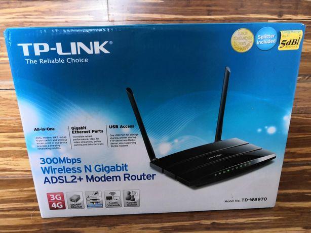 Sprzedam router TP-Link TD-W8970