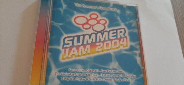 1 CD Summer Jam 2004 - This Summer's Soundtrack