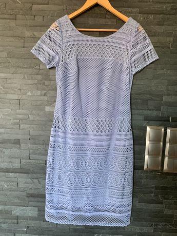 Cudna koronkowa sukienka 40
