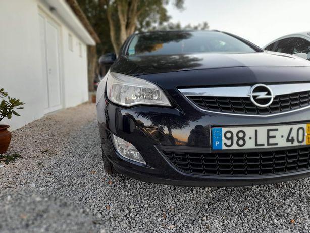 Opel astra j 1.7/125cv
