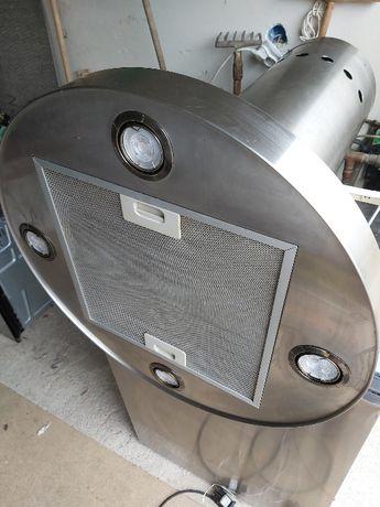 Okap / Pochłaniacz kominowy INOX THERMEX DECOR 600