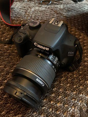 Câmara fotográfica, CANON EOS 1200D