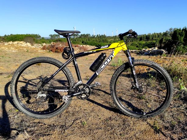 Bicicleta Scott Scale Usada (M)