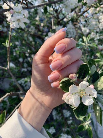 Наращивание ногтей, коррекция, маникюр с покрытием. Северодонецк