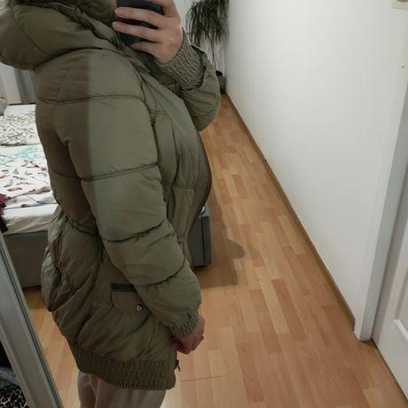 Kurtka zimowa damska płaszczyk