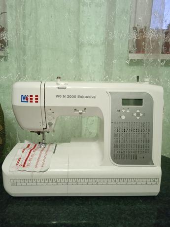 Швейна машинка W6 N 2000 Exklusive