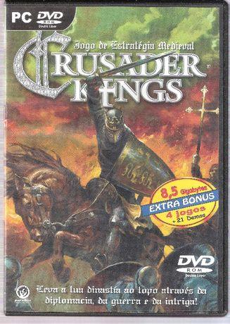 Jogo PC DVD-ROM Crusader Kings