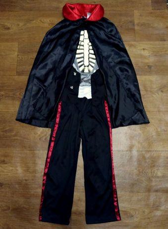 костюм вампир 5-6 лет TU 116 размер карнавальный дракула мальчику