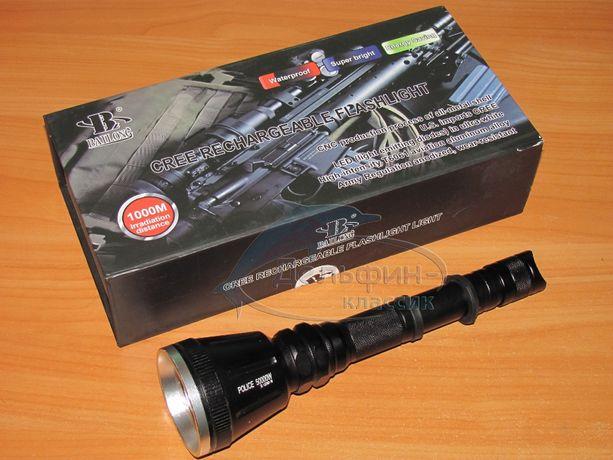 Мощный подствольный фонарь Police BL-Q2888-T6 50000W