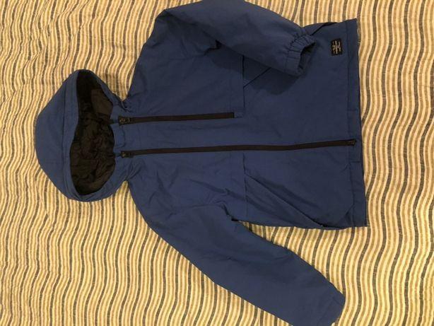Курточка Zara на мальчика 4-5лет