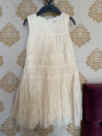 Нарядное платье для девочки Zara оригинал
