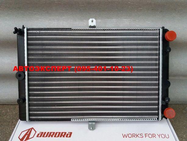 Радиатор охлаждения ВАЗ 2108,2109,21099,2113,2114,2115 карб инж ПОЛЬША