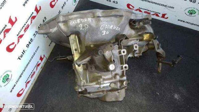 90334346 Caixa velocidades manual OPEL CALIBRA A (C89) 2.0 i 16V (M07)
