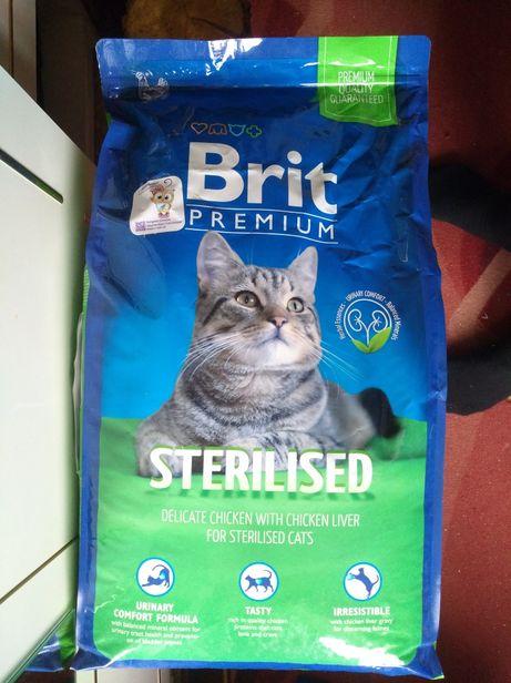 Корм Brit Premium Sterilised (Брит для стерилизованных)