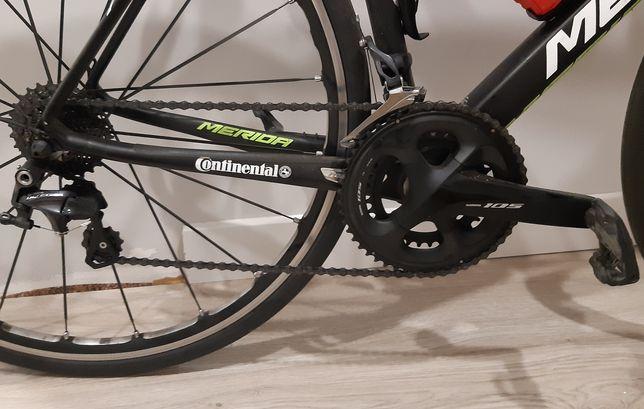 Bicicleta Mérida scultura 5000