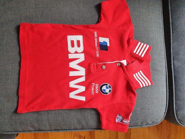 Koszulka polo Bmw