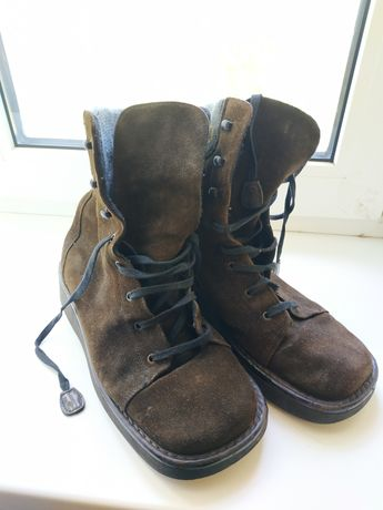 Ботинки мужские замшевые Marc O'Polo