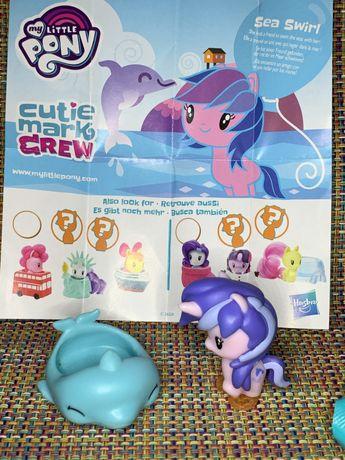 My little pony: Cutie mark crew