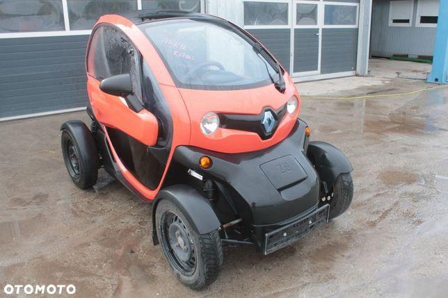 Renault Twizy Samochód elektryczny