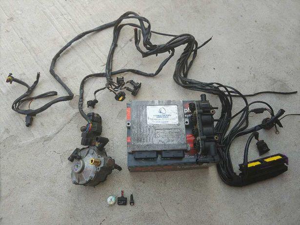Landirenzo LPG - reduktor, komputer, wtryskiwacze, okablowanie do LPG