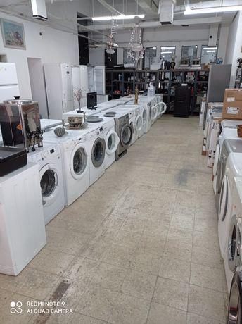 Eletrodomésticos usados e novos
