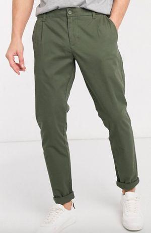 Khaki spodnie Only & Sons W33 L34