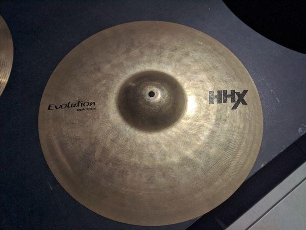 "Sabian hhx evolution 18"" crash"
