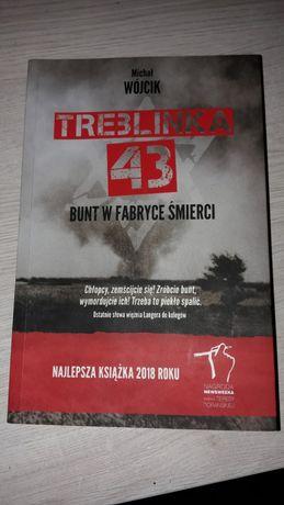 Treblinka 43. Bunt w fabryce śmierci. Michał Wójcik