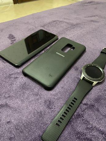 Samsung Galaxy s9 plus 128gb!!! Galaxy Watch