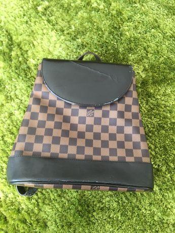 Mochila Carteira Louis Vuitton