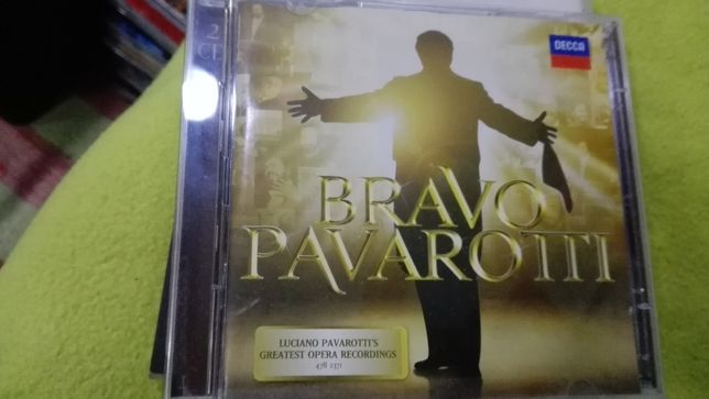 CD duplo - Pavarotti