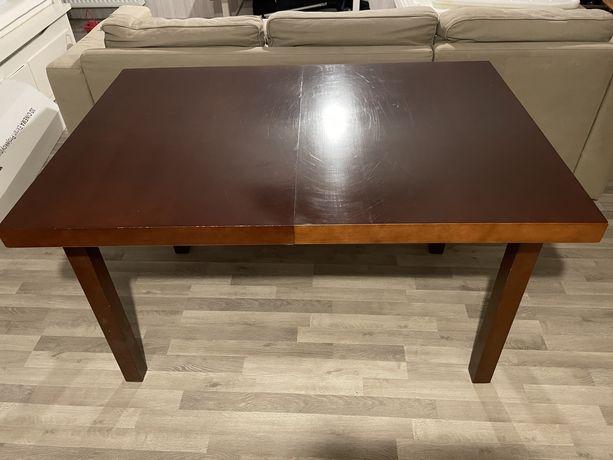 Stół drewniany Paged rozkładany do 225x85 cm