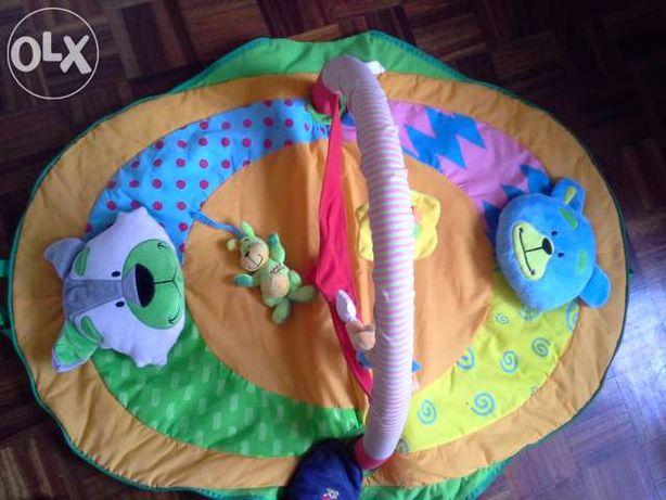 tapete interactivo bebé
