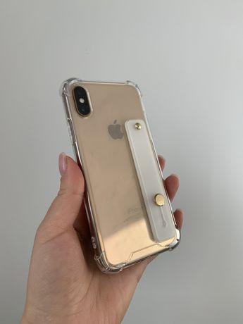 Чехол на iPhone X/XS противоударный новый