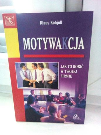 książka Motywakcja K. Kobjoll