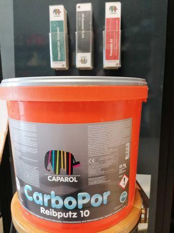Caparol CarboPor Reibputz 10 tynk cienkowarstwowy